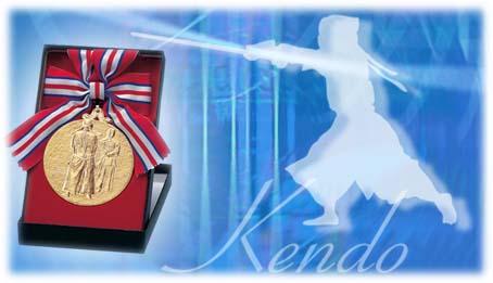 剣道メダル