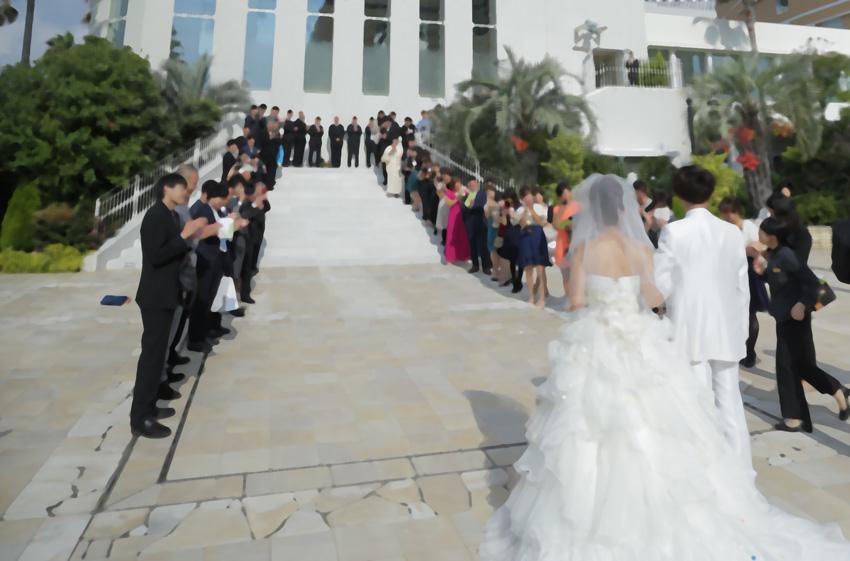 M君結婚披露宴