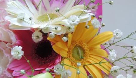花咲く記念品